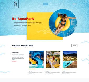 Website Design Theme Samples 11