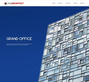 Website Design Theme Samples 12