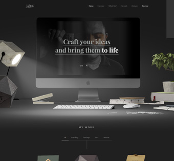 Website Design Theme Samples 15