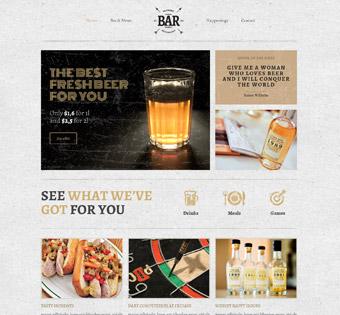 Website Design Theme Samples 19