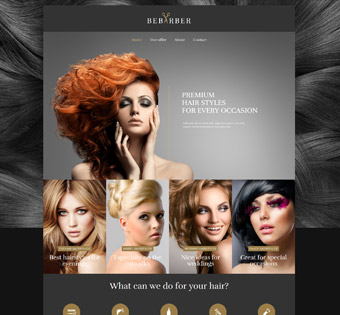 Website Design Theme Samples 20