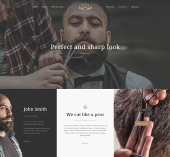 Website Design Theme Samples 21
