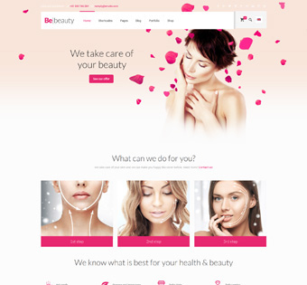 Website Design Theme Samples 22