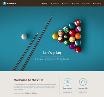 Website Design Theme Samples 26