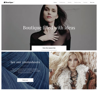 Website Design Theme Samples 258