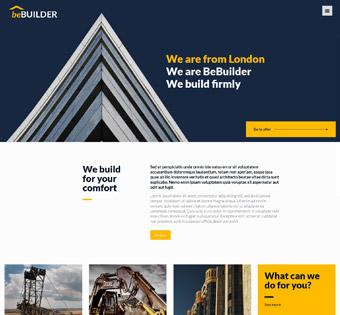 Website Design Theme Samples 256