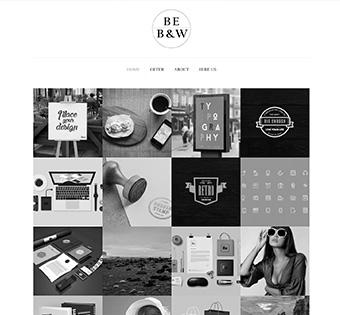 Website Design Theme Samples 252