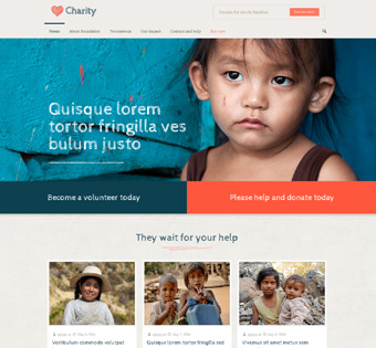 Website Design Theme Samples 235
