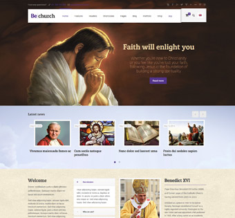 Website Design Theme Samples 236