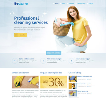 Website Design Theme Samples 237