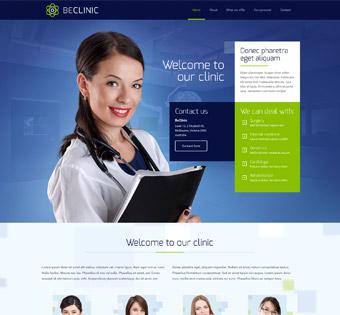Website Design Theme Samples 238