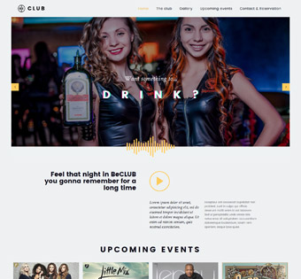 Website Design Theme Samples 239