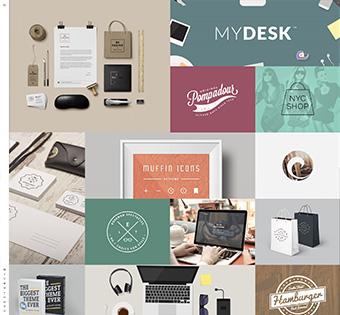 Website Design Theme Samples 226