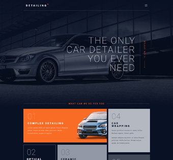 Website Design Theme Samples 224