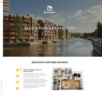 Website Design Theme Samples 223