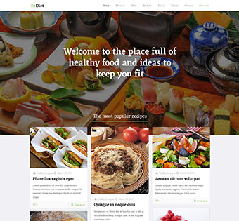 Website Design Theme Samples 221