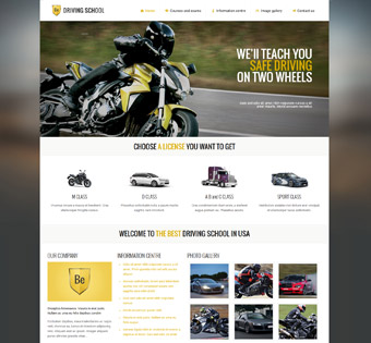 Website Design Theme Samples 216
