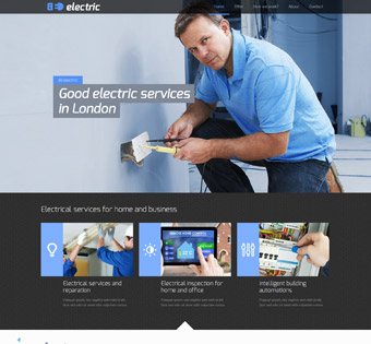 Website Design Theme Samples 212