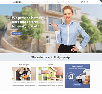 Website Design Theme Samples 210