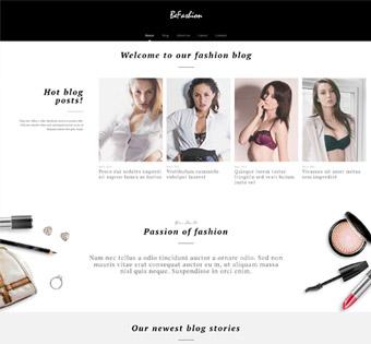 Website Design Theme Samples 203