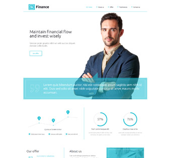 Website Design Theme Samples 202