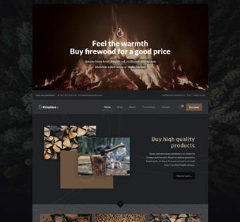 Website Design Theme Samples 201