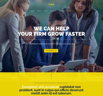 Website Design Theme Samples 200