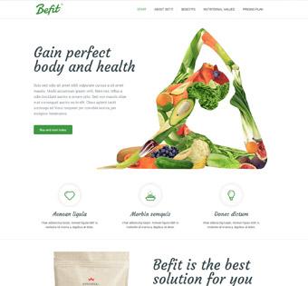 Website Design Theme Samples 199