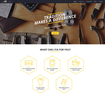 Website Design Theme Samples 197