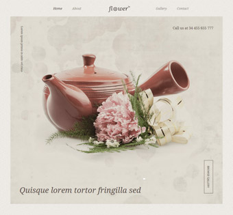 Website Design Theme Samples 196