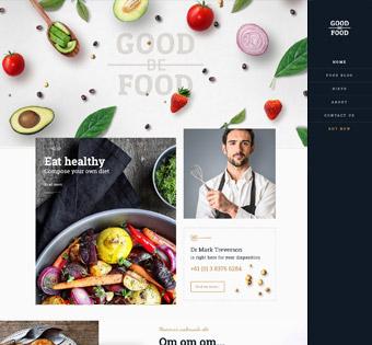Website Design Theme Samples 188