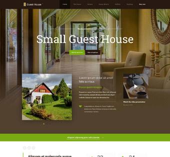 Website Design Theme Samples 187