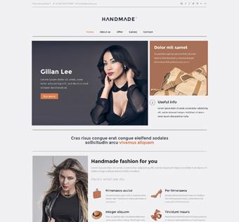 Website Design Theme Samples 185