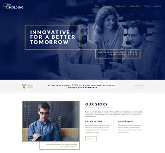 Website Design Theme Samples 181