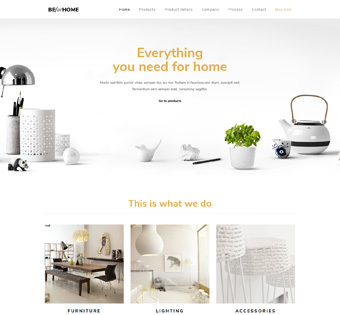 Website Design Theme Samples 180