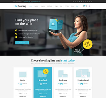 Website Design Theme Samples 178