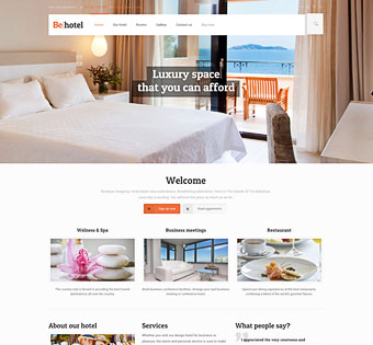 Website Design Theme Samples 177