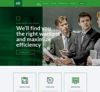Website Design Theme Samples 175