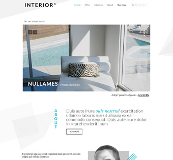 Website Design Theme Samples 169