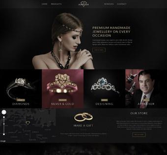 Website Design Theme Samples 165