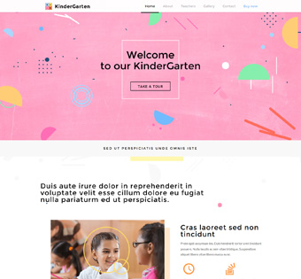 Website Design Theme Samples 160