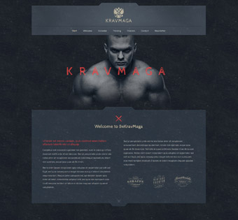 Website Design Theme Samples 159