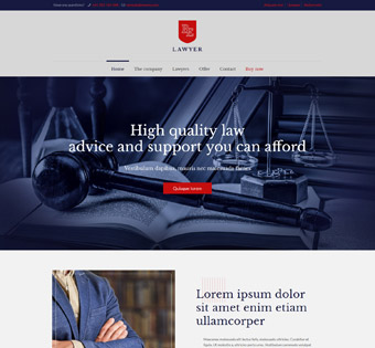 Website Design Theme Samples 153