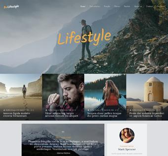Website Design Theme Samples 151