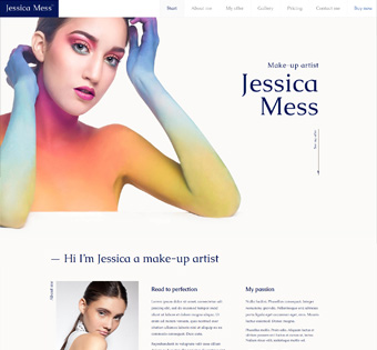 Website Design Theme Samples 147