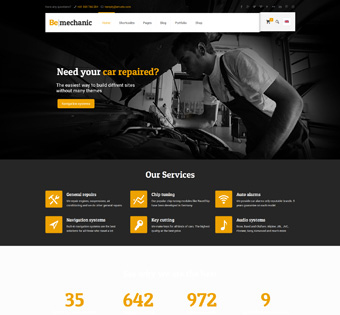 Website Design Theme Samples 144