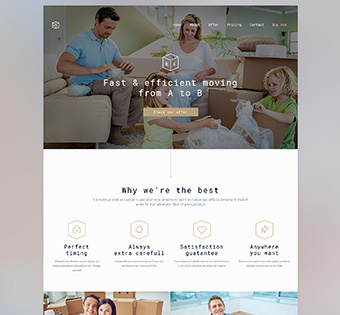 Website Design Theme Samples 133