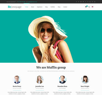 Website Design Theme Samples 126