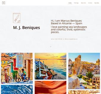Website Design Theme Samples 125