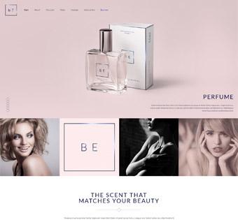 Website Design Theme Samples 122